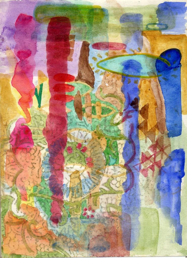 1408絵画アジア のコピー